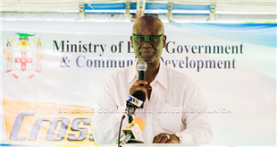 Local government minister announces works for new fire stations in st. mary and st. james