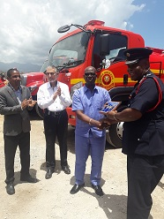 JFB gets Fire Boats, Four New Trucks – Boats for Corporate Area and Montego Bay