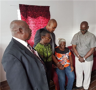 Minister Hands Over Houses In Clarendon