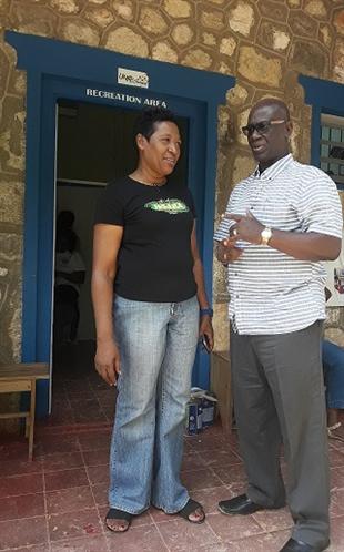 Ministry gives Kingsvale Police Station major facelift