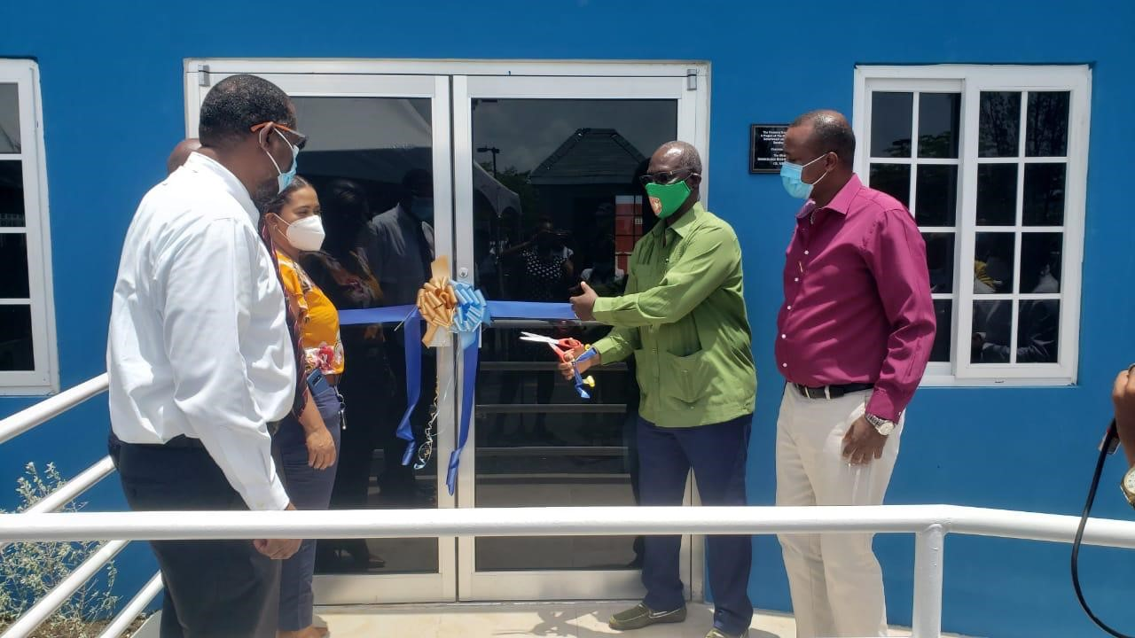 Trelawny gets Drop-In Centre