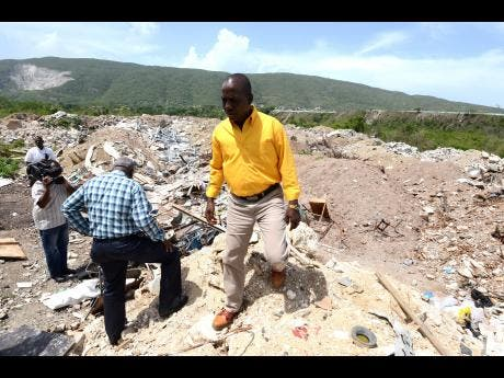NSWMA Ready To Proceed With Work On Waste Disposal Site At Winchester In St. Thomas
