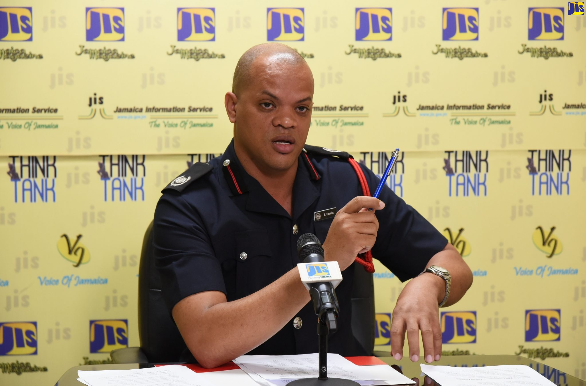 JFB Encourages Persons To Report Leaking Fire Hydrants