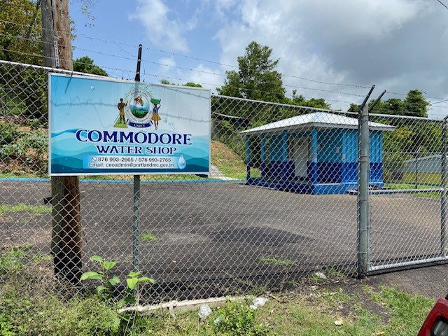 Second water shop to be built in Commodore, Portland