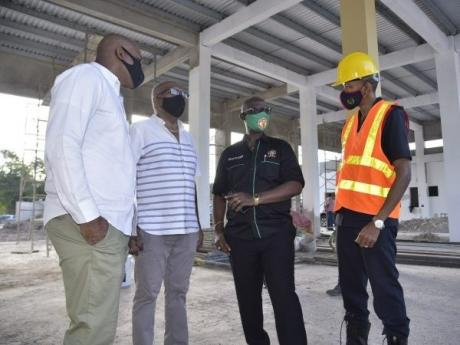 Ministry spends big on fire stations Four new facilities to be handed over by year-end
