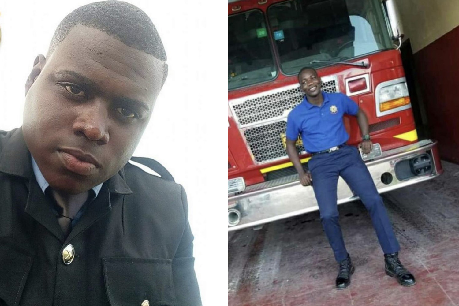 Local Government Minister Expresses Great Sadness at the Deaths of Two Firefighters